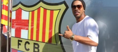 Ronaldinho regresa al Barça como embajador y desvela que Guardiola ... - mundodeportivo.com
