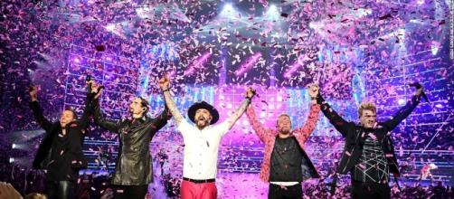 Backstreet Boys nostalgia strong as band takes on Las Vegas. / Photo from 'CNN' - cnn.com