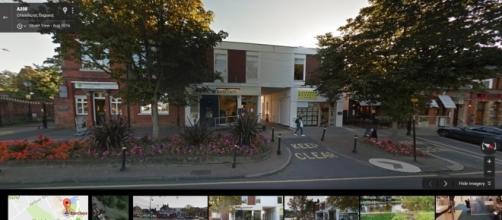 Bank robbery at Chislehurst Barclays Bank
