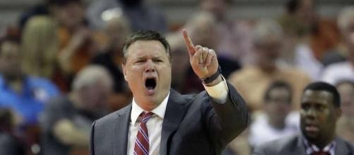 Bill Self, head coach of the Kansas Jayhawks - timesunion.com
