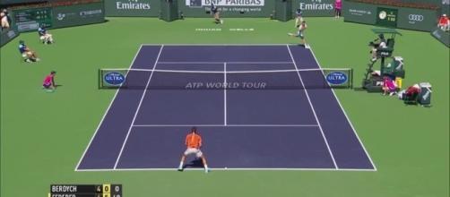 BNP Paribas Open from Indian Wells, California - bnpparibasopen.com