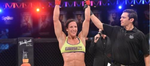 Budd to face Coenen for women's featherweight crown at Bellator ... - mmacrossfire.com