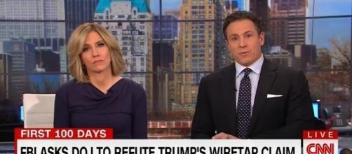 CNN hosts on Donald Trump, via YouTube