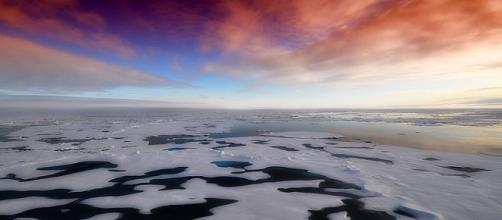 Could there be an ice-free Arctic? (source: pixabay.com)