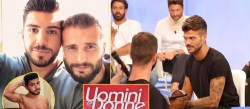 Francesco Zecchini, corteggiatore di Claudio Sona, sta con ... - spyit.it