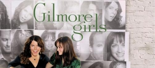 Gilmore Girls via Blasting New library