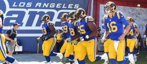 wholesale dealer 99c5b 82bb0 Recent L.A. Rams news and rumblings