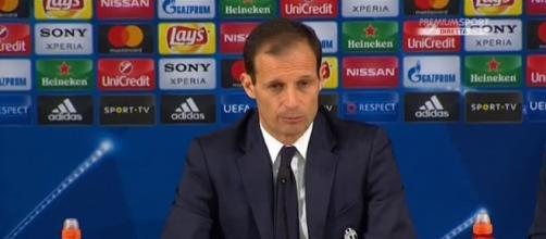 Massimiliano Allegri, allenatore della Juventus