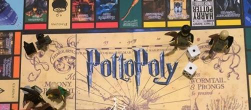 Mundo mágico de Harry Potter agora tem versão em tabuleiro - Foto divulgação