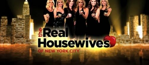 'RHONY' cast photo via BN library