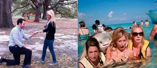 Selfies que não deram mumito certo