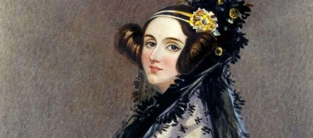 Ada Lovelace, a primeira programadora da história.