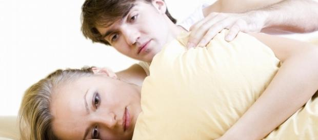 Alguns relacionamentos acabam pela falta de afetividade do casal