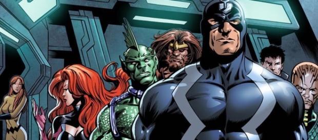 At last all main characters cast for MCU's 'Inhumans' TV series / Photo from 'Slashfilm' - slashfilm.com