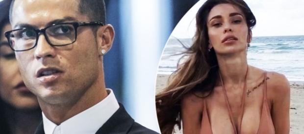 Cristiano Ronaldo craque pour une mannequin !