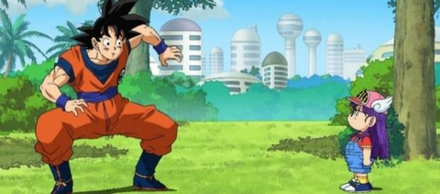 Dragon Ball Super next episode - Goku vs Toppo (Image credits TOEI animation)