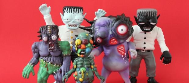 Hideshi Hino, monstruos hechos en 3D