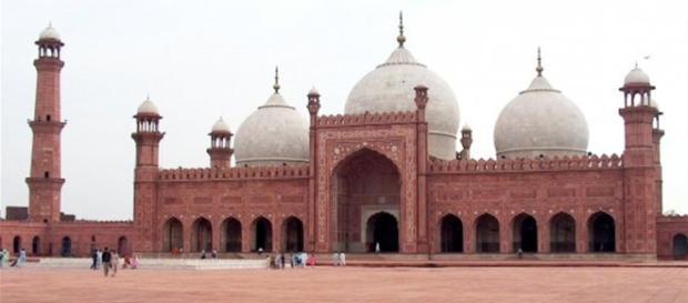 Il palazzo di un califfo muslmano