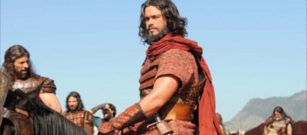 Josué conseguirá salvar Aruna e depois matará o rei de Jerusalém e seus aliados.