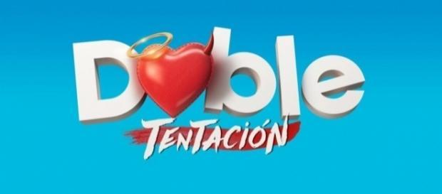 """Logo programa chileno """"Doble Tentación"""""""
