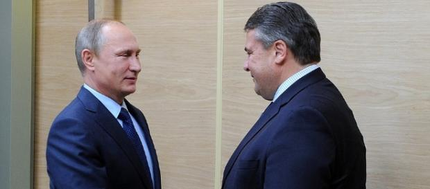Meeting with Vice-Chancellor and Minister of Economic Affairs and ... - kremlin.ru