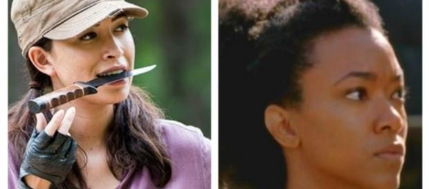 The Walking Dead : Le désir de vengeance des deux femmes va-t-il les entrainer dans la mort ?