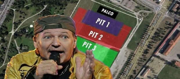 Vasco Rossi ed il concerto a Modena Park
