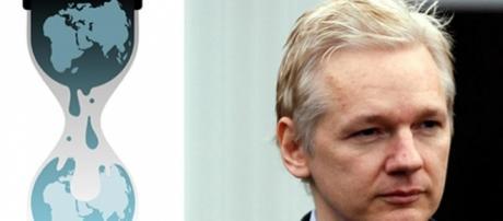 Wikileak's founder Julian Assange / photo sourced via Blasting News Library