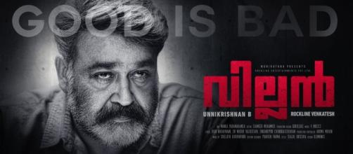 A still from Mohanlal's new movie (Image credits:Twitter.com/Mohanlal)