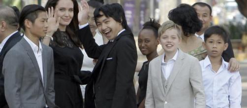 Angelina Jolie makes first public appearance post Brad Pitt split ... - hindustantimes.com