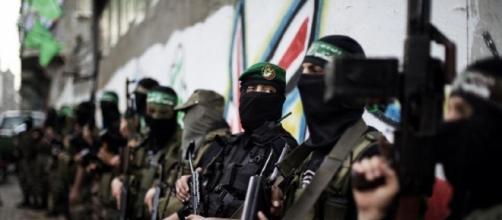 Brigate Ezzedin al-Qassam, falange armata di Hamas, Gaza 2012