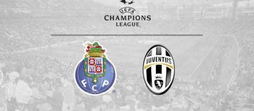 Diretta tv Juventus-Porto di champions