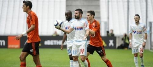 L'Olympique de Marseille s'offre une belle victoire sur la pelouse de Lorient (1-4) - Crédit image : eurosport.fr