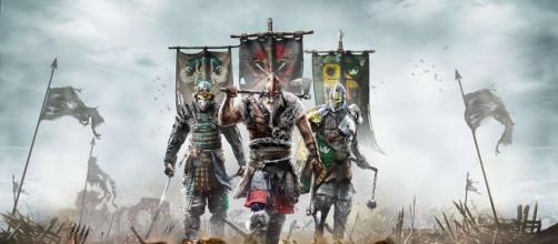For Honor Builds an Intimate Battlefield - GameSpot - gamespot.com