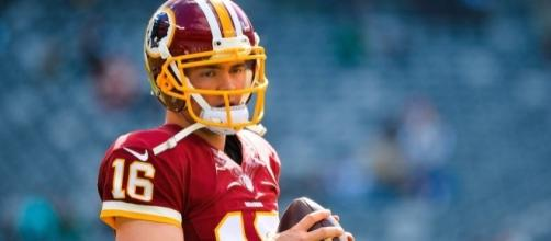 Is quarterback Colt McCoy Redskins emergency long snapper ... - usatoday.com