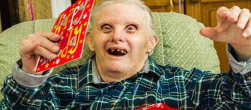 Kenny Cridge è l'uomo con la sindrome di Down più longevo del mondo