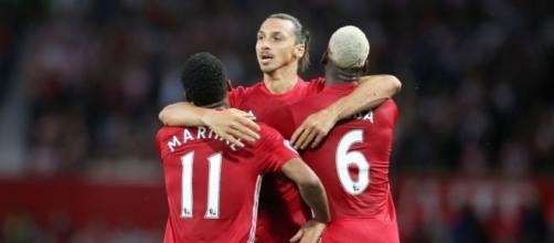 Les Reds Devils n'ont pas pu faire mieux qu'un nul face à Bournemouth (1-1) - crédit image : anotao.com