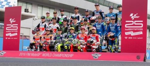 MotoGP: i piloti correranno anche con la pioggia in Qatar