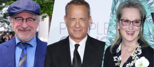Steven Spielberg, Tom Hanks and Meryl Streep Team Up on Pentagon ... - variety.com