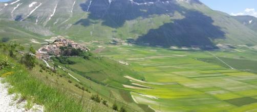 volo libero: Castelluccio di Norcia un sogno irrinunciabile