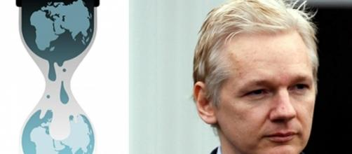 Wikileak's founder Julian Assange / photo sourced via Blasting News Library