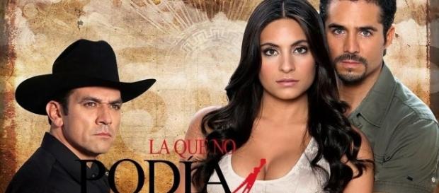 Ana Brenda Contreras protagoniza 'A Que Não Podia Amar' (Foto: Divulgação)
