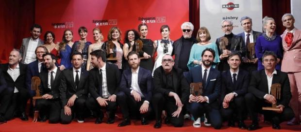 ANTENA 3 TV | Eduard Fernández como mejor actor de cine, Paula ... - antena3.com