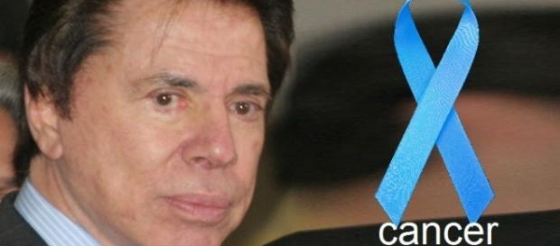 Apresentador do SBT Silvio Santos