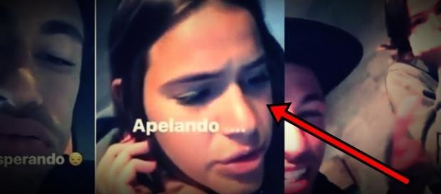 Bruna Marquezine e Neymar se estranham - Google