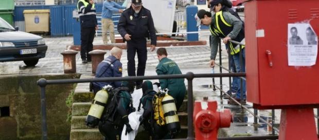 El cuerpo sin vida fue encontrado esta mañana en la zona de la marina coruñesa