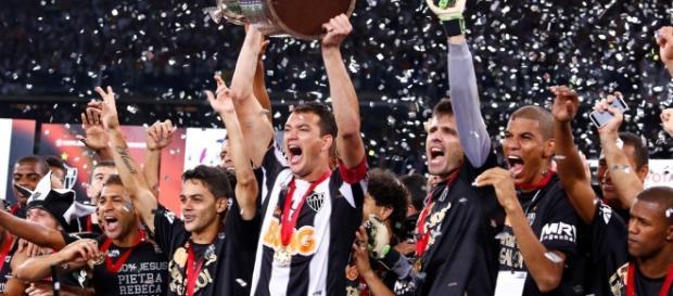 Galo venceu a Libertadores em 2013