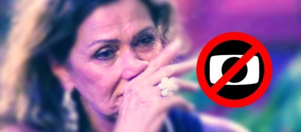 Ieda descobre farsa da Globo, diz que vai sair do BBB e Globo toma atitude impensável