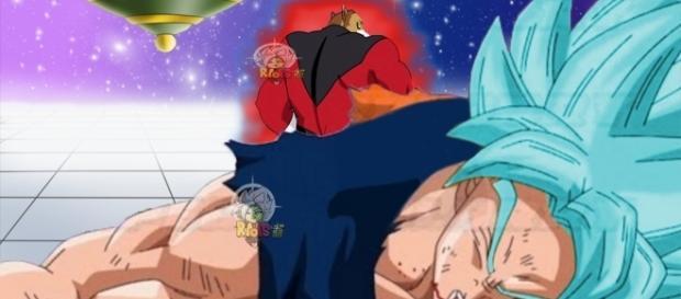¿La derrota de Goku está asegurada?.