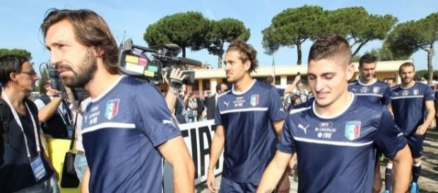 Le texto surréaliste de Pirlo à Verratti après le 4-0 du PSG contre le Barça
